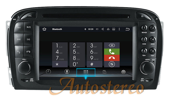 android upgrade for mercedes benz navigation radio r230. Black Bedroom Furniture Sets. Home Design Ideas