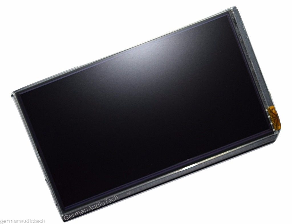 New Glass LCD + Touch Screen for Volkswagen VW RNS-510 Navigation Radio  L5F30818P03