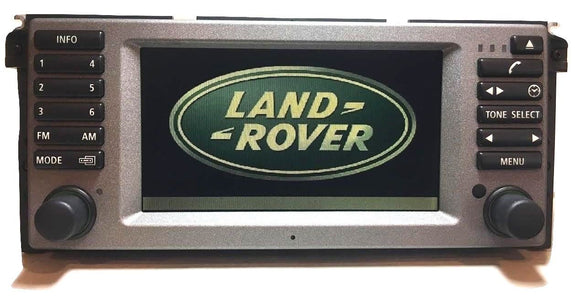 Rebuilt LAND RANGE ROVER NAVIGATION WIDE MONITOR DISPLAY L322 YIK500030 E53 X5