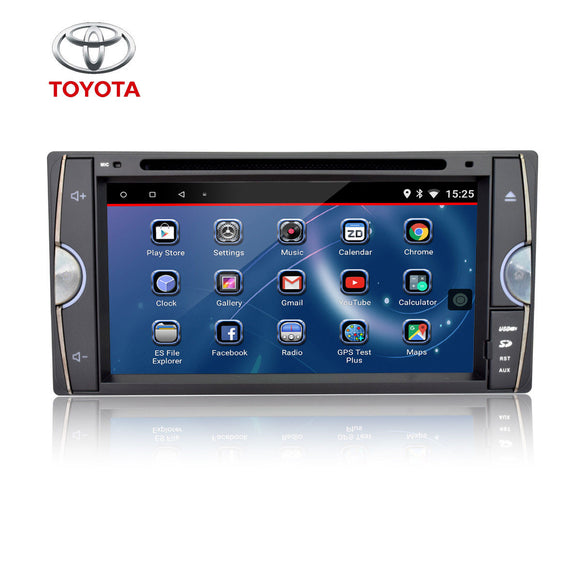 Android Upgrade for Toyota Corolla Camry Tundra Celica DVD Player GPS Radio Navigation