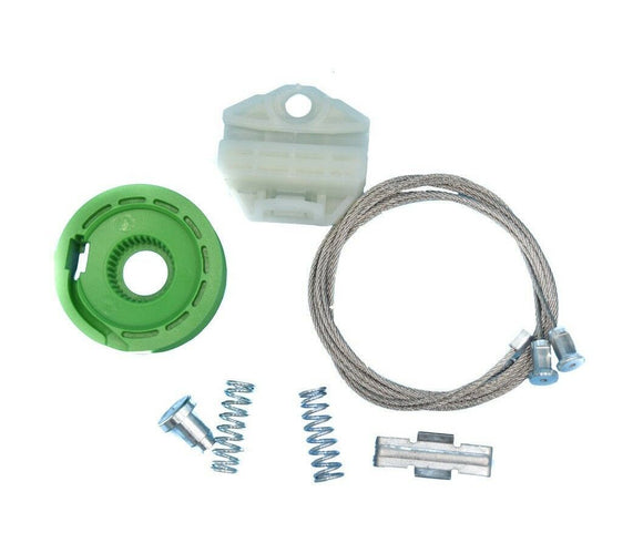 Window Regulator Repair Kit for Cadillac Catera - Clip Rear Right Passenger Side 1997-2001