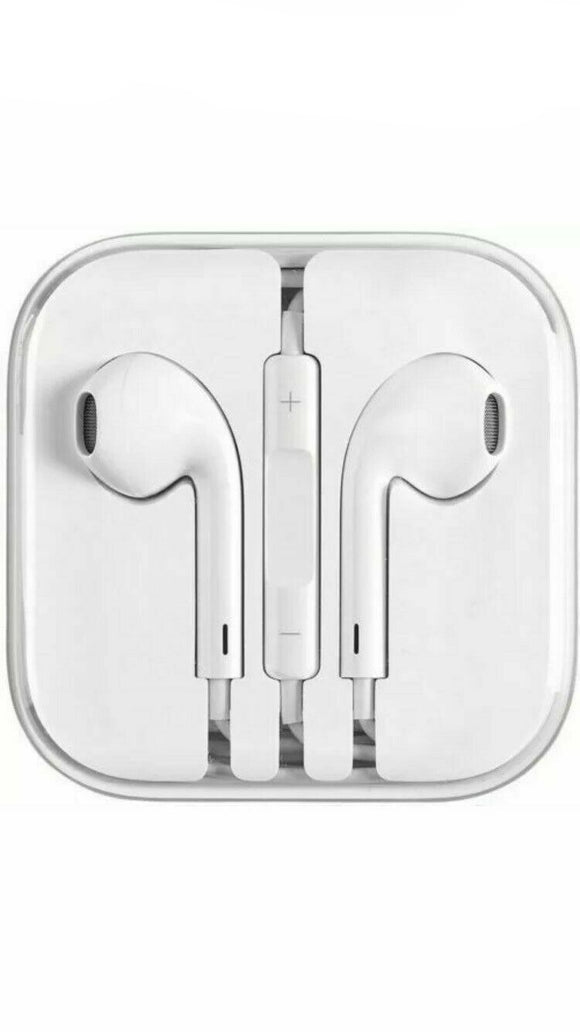 Headphones Earphones Earbuds With Remote w/ Mic for Apple iPhone 6S/6/5/5S/4