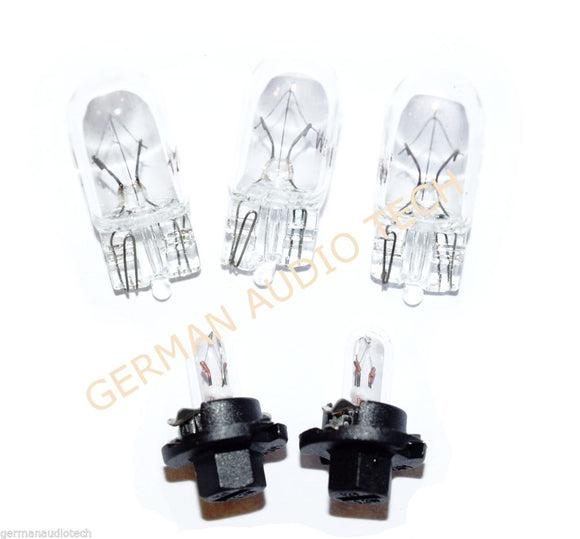 BMW E36 Z3 DASH INSTRUMENT CLUSTER LIGHT BULBS 1992-1999 318ti 318i 325i 328i M3