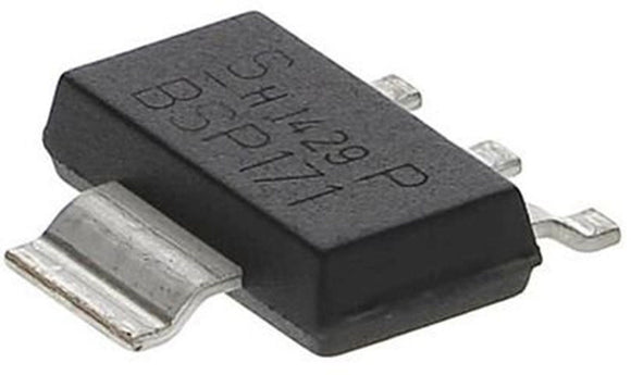 BSP171 P Encapsulation: SOT-223 SIPMOS Power Transistor Mosfet (P-Channel) Bentley Porsche Volkswagen Cluster