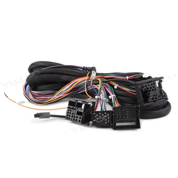 Extension Cable for BMW E46 3-Series E39 5-Series E53 X5 with Aftermarket Navigation Radio System
