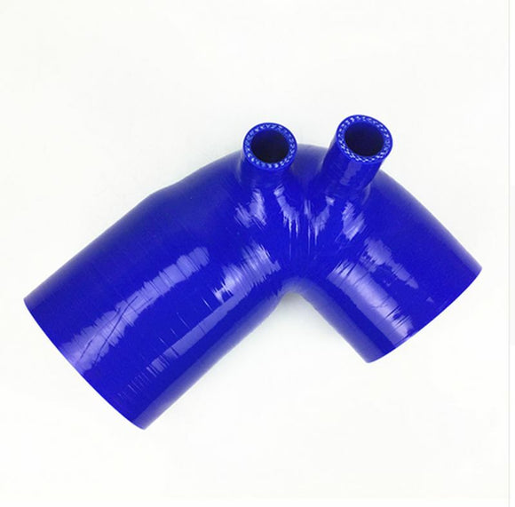 Euro HFM Adapter Tube Pipe for BMW E36 325 328 M3 HFM S52 M52 S50 M50TU Silicone Intake Air Box