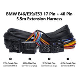 A0582 BMW E46/E39/E53 Extended Wiring Harness 17Pin 40Pin for GA9150B GA9201B