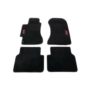 OEM New Black Carpet Floor Mats for Subaru Impreza WRX STI 2002-2007 SCI440B202