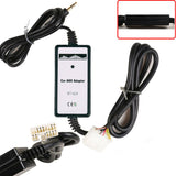 Car Aux-in iPod Adapter MP3 Player Radio Interface for Honda Accord Civic Odyssey Fit