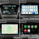Factory SYNC 2 to SYNC 3 Upgrade Kit 3.4 Fit for Ford Sync3 APIM Module Carplay Android Auto