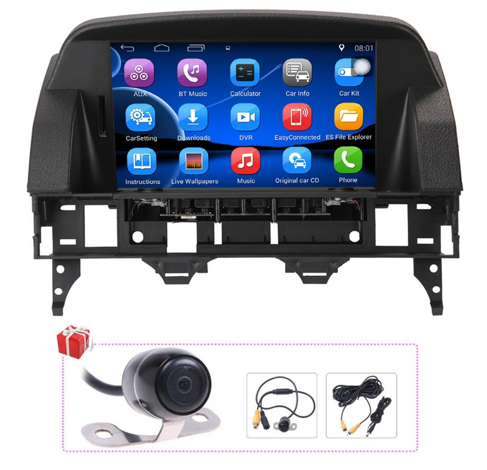 Android Upgrade for 2003-2014 Mazda 6 Touch Screen GPS Navigation