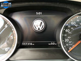 LCD Color Info Display C070VW04 VB for Audi C7 2012 & VW Touareg Instrument Cluster