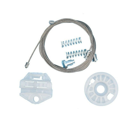 Window Regulator Repair Kit for Mercedes Benz W210 S210 E430 E320 E55 - REAR RIGHT PASSENGER