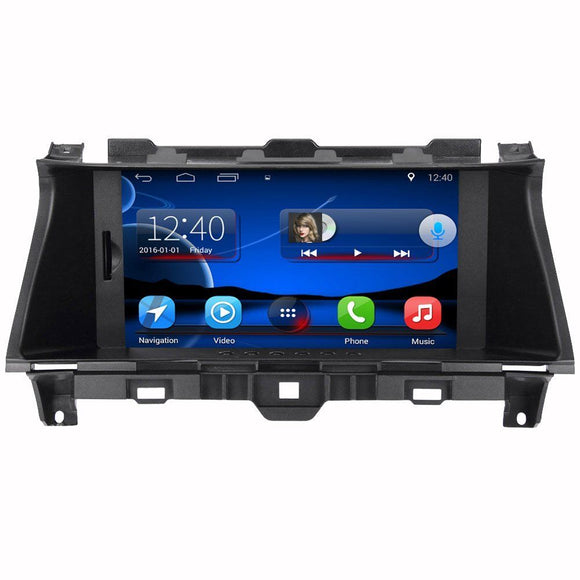 Android Upgrade for Honda Accord 2008-2012 GPS Satnav Touch Screen Bluetooth Navigation Stereo Headunit
