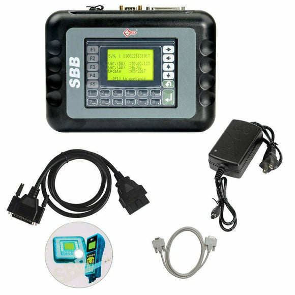 SBB V46.02 Universal SBB Key Coder Programmer Immobilizer for Multi Brand Car