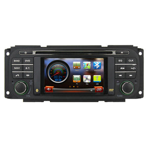 Android DVD GPS Radio Navigation For 2002-2006 Jeep Grand Cherokee Chrysler Dodge RAM Chrysler Sebring