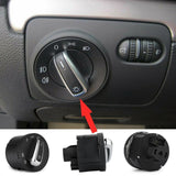 Euro Headlight Switch Light for VW Passat CC B6 Jetta Golf MK5 MK6 5ND941431A US
