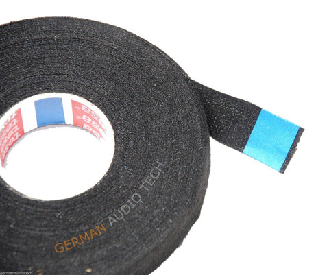 New ROLL of TESA ELECTRICAL TAPE CLOTH INSULATION BMW MERCEDES AUDI VW PORSCHE SAAB