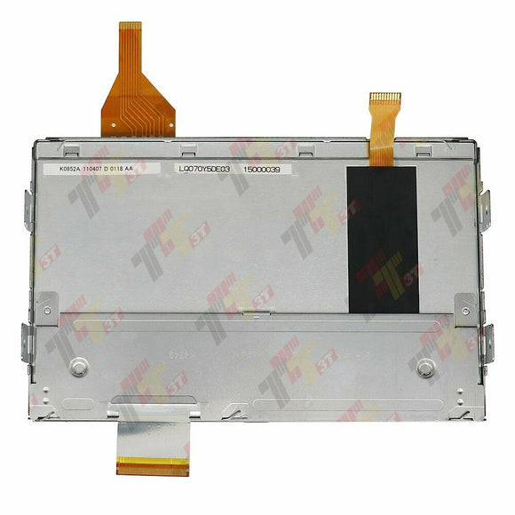 LQ070Y5DE03 TFT GPS Display with touch Screen Panel Digitizer for Land Rover