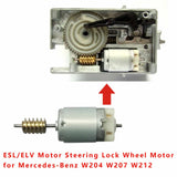 ESL / ELV Motor Steering Lock Wheel Motor for Mercedes-Benz W204 W207 W212
