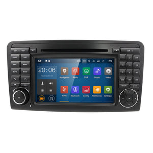 Android Upgrade for Mercedes ML350 ML550 GL350 GL500 W164 X164 GPS DVD Radio DAB + 4G