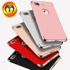 New iPhone 6 6S 7 8 X Plus Case Shockproof Ultra Thin Hybrid Hard Cover