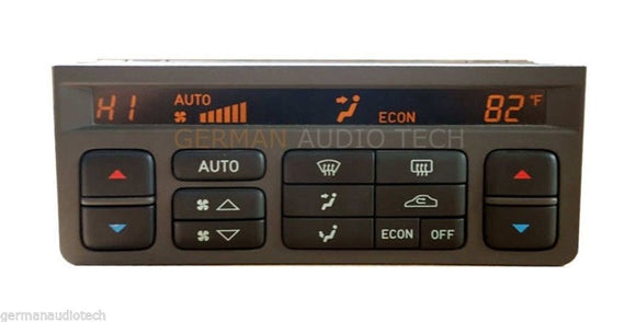 SAAB 95 (ACC) CLIMATE CONTROL AIR CONDITIONER HEATER 1998 1999 2000 2001 2002 2003