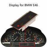 Odometer Speedometer LCD Display for BMW E46 3-Series 323 325 330 M3 1999-2006