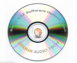 V32.2 SOFTWARE UPDATE DISC for 2002-2007 BMW E65 E66 DVD CD NAVIGATION COMPUTER 745i 750 760