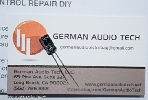 New CAPACITOR + DIY GUIDE for BMW CLIMATE CONTROL 1996 - 1999 E36 318 323 328 M3