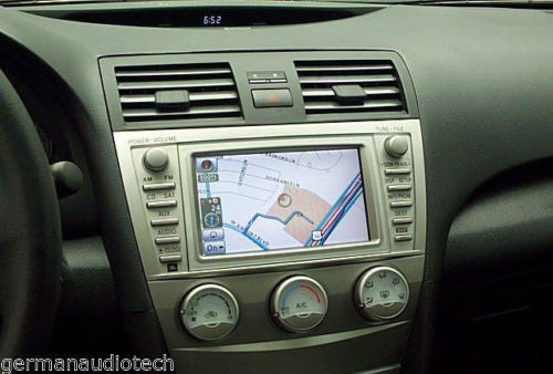 New TOUCH SCREEN LCD for TOYOTA CAMRY PRIUS RADIO NAVIGATION