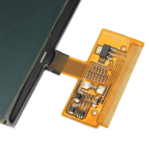 New Version LCD For AUDI A4 S4 A6 S6 B5 C5 VDO DISPLAY