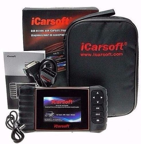 New ICARSOFT HNMII for HONDA ACRUA NISSAN INFINITI SUBARU MULTI-SYSTEMS SCAN TOOL ABS SRS OIL SERVICE RESET
