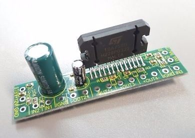 New Replacement Amplifier Board for BMW LOGIC 7 BM54 M-ASK Channel Output Repair