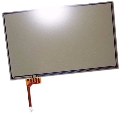 New Digitizer Glass Touch Screen for 2004 2005 2006 Toyota Land Cruiser Navigation Radio Climate Control