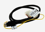 VOLVO 1994-2000 USB Android iPod iPhone Bluetooth AUX Adapter Kit