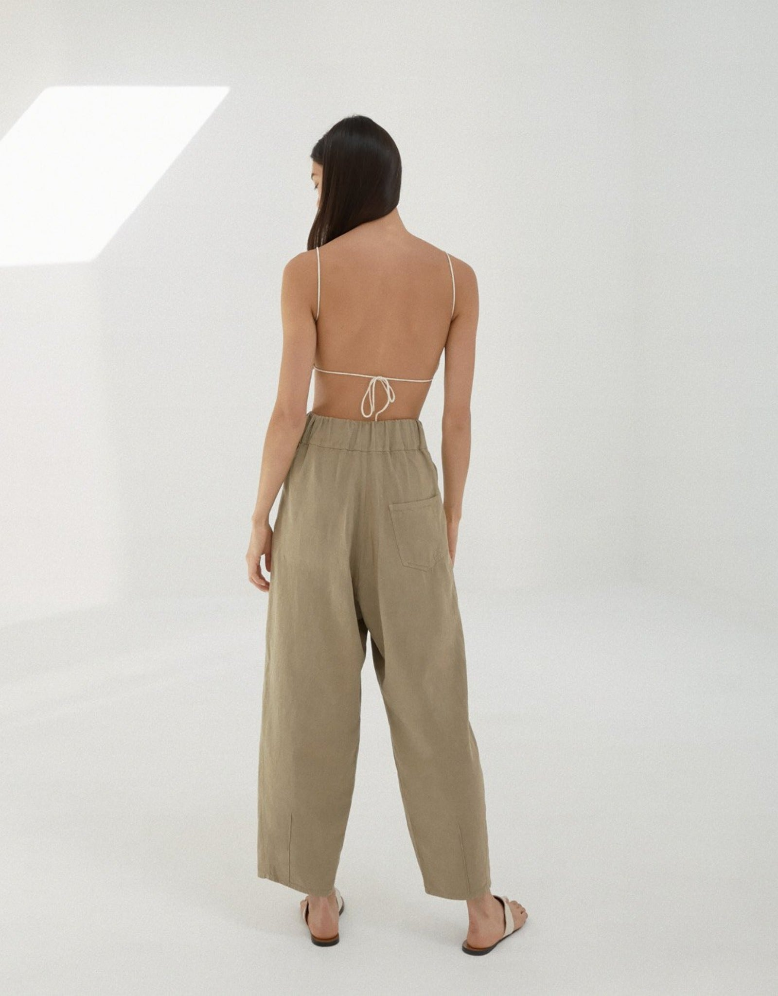 V RAMIE PANTS | MULTIPLE COLOURWAYS