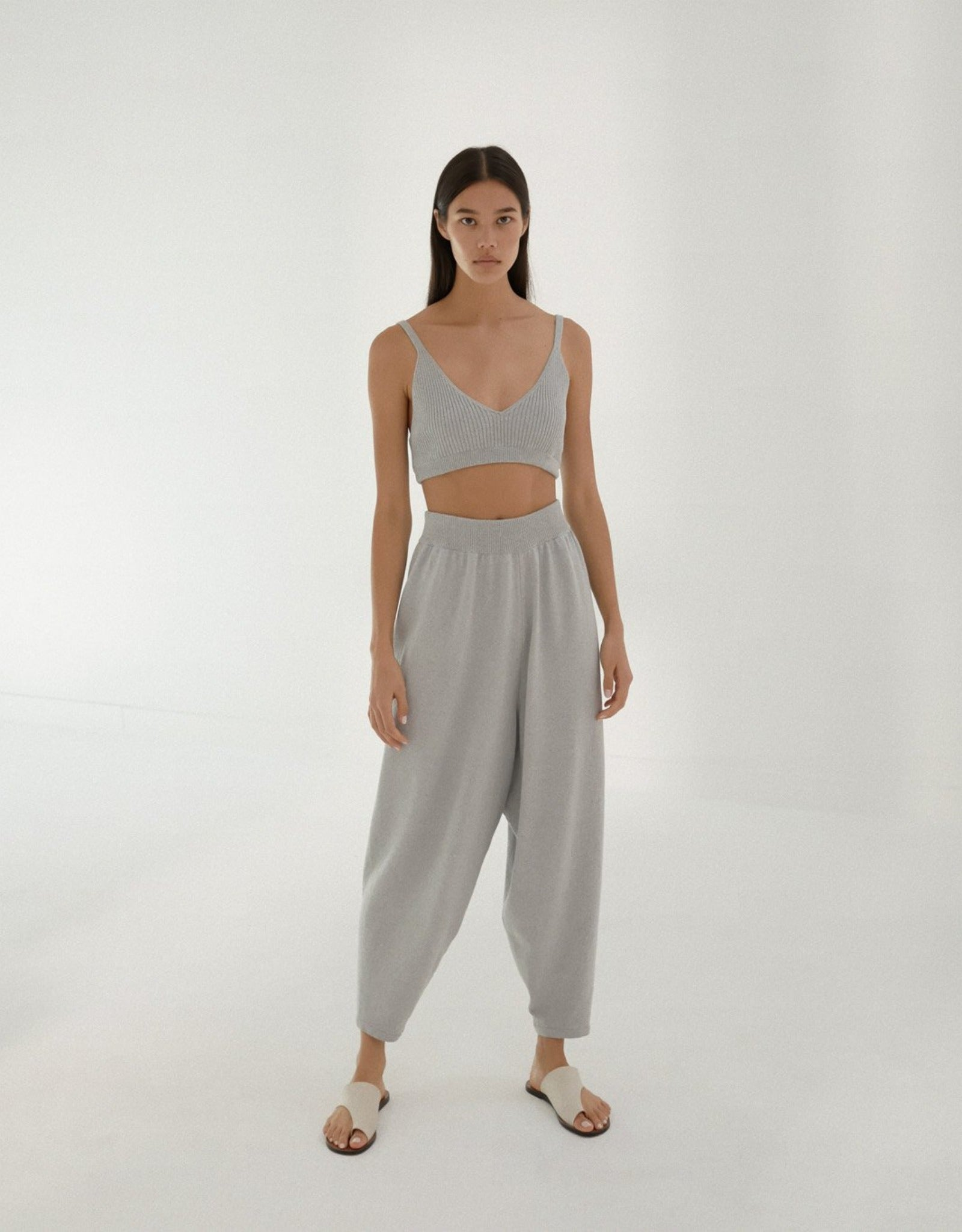 KNIT PANTS | MULTIPLE COLOURWAYS