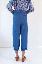 Load image into Gallery viewer, CARSON PANT | BLUE DENIM