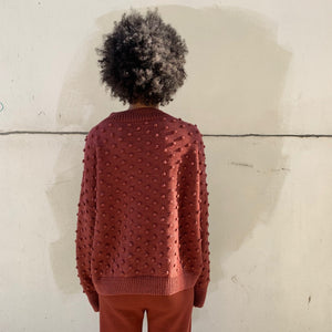 POPCORN SWEATER | MULTIPLE COLOURWAYS
