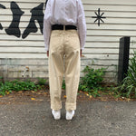 Load image into Gallery viewer, CLAUDE HIGH SLOUCH JEAN | CLAIR WASH (CREAM)