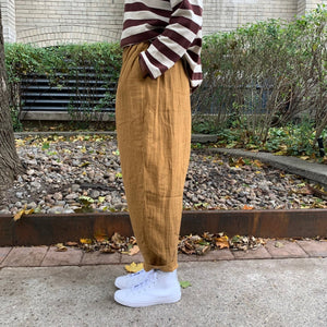 AZUMADAKI LINEN PANTS | MULTIPLE COLOURWAYS