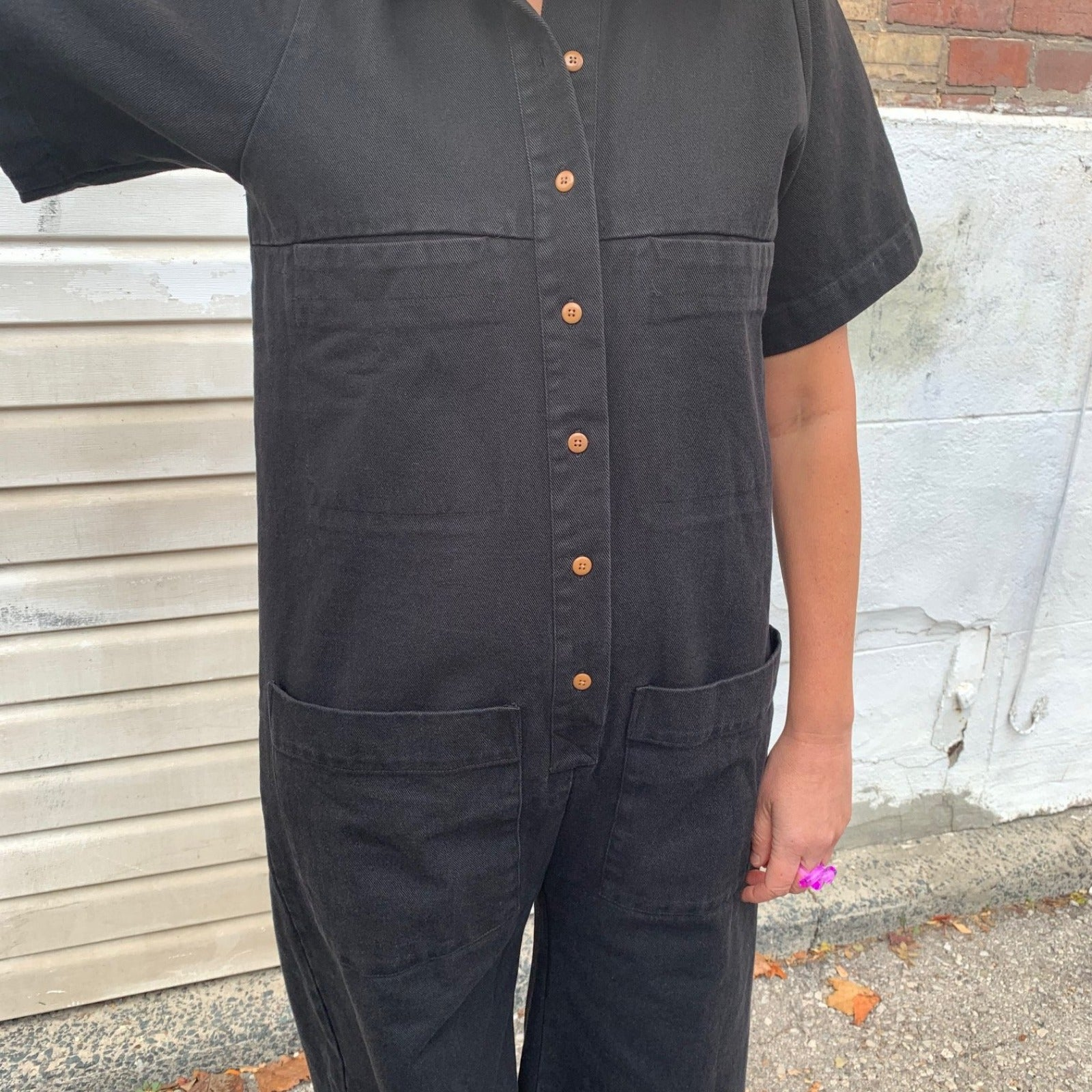 MABEL COVERALL