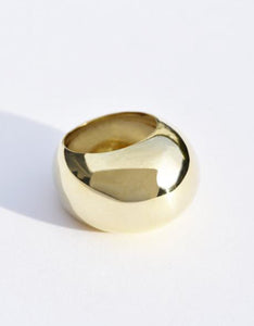Bubble RIng by Leigh Miller. Available at FAWN Toronto.