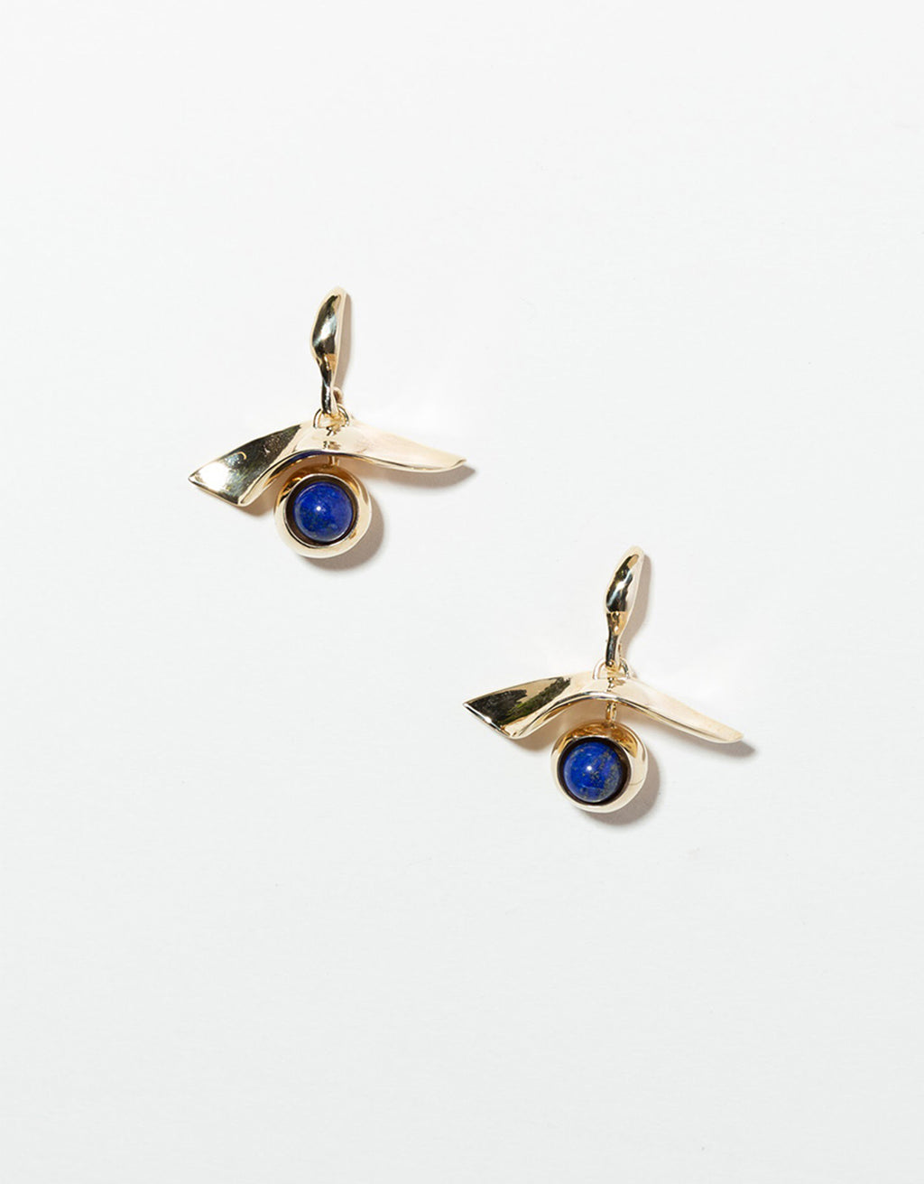 Faris delicate Gaze Earrings. Available at FAWN Toronto.