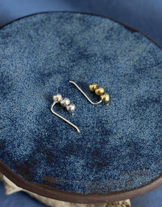 ORA-C dainty Luce Earrings. Available at FAWN Toronto.