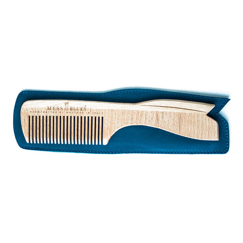 Mess of Blues Professional Hand Made Comb