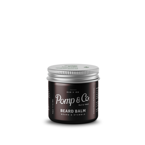 Pomp&Co Supreme Beard & Stubble Balm 2oz