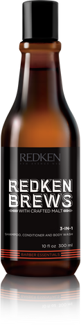 REDKEN BREWS 3 in 1