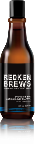 REDKEN BREWS Anti-Dandruff Shampoo